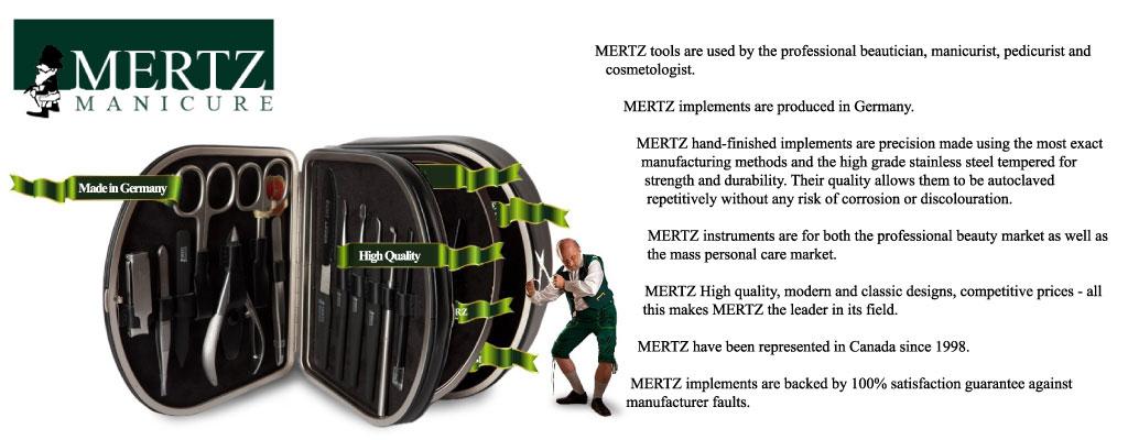 Mertz-banner